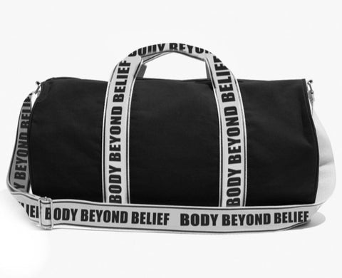 Body Beyond Canvas Duffle Bag