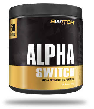 Alpha Switch 60 serves
