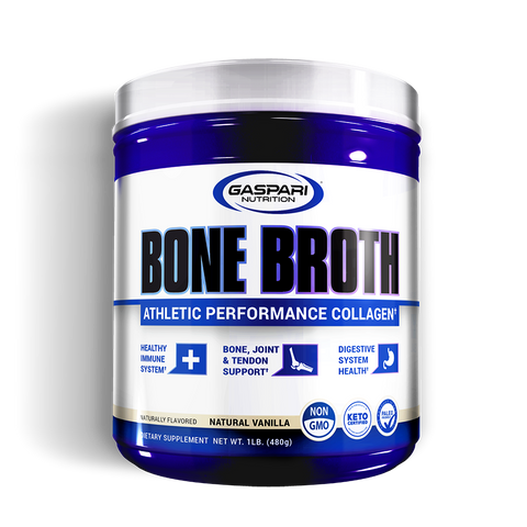 Gaspari Bone Broth - Vanilla