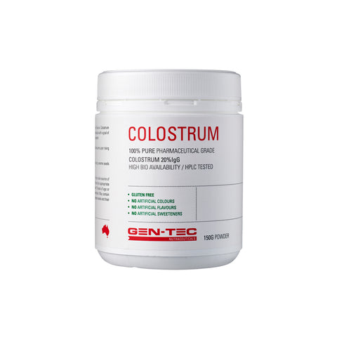 Gen Tec Colostrum