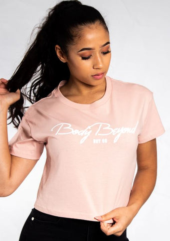 Body Beyond Urban Wear Womens Crop Tops