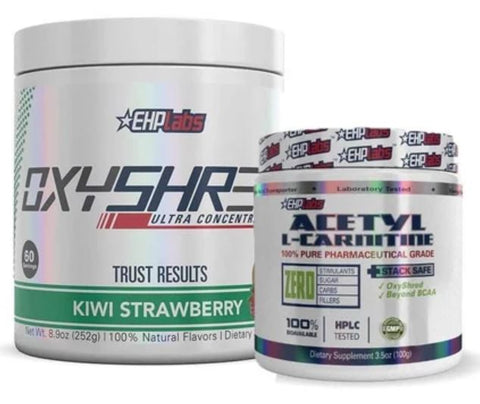 Oxyshred & L-Carnitine Stack