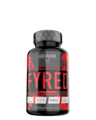 Axe and Sledge FYRED EXTREME FAT BURNER 30serve