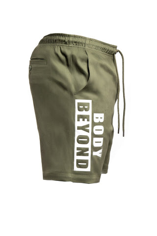 Body Beyond Urban Mens Shorts