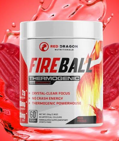 Fireball Red Dragon Nutritionals