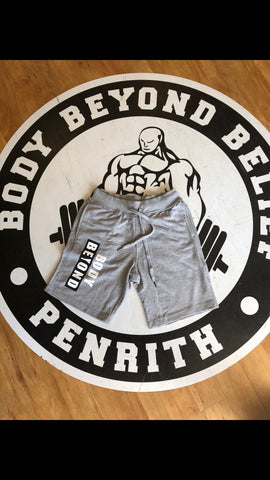 Body Beyond Gym Tracksuit Shorts