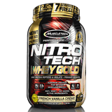 Muscle Tech Nitro Tech GOLD WHEY ISOLATE