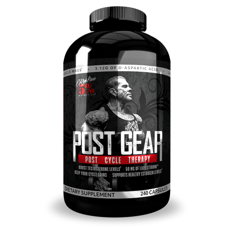 5% Nutrition Rich Piana Post Gear