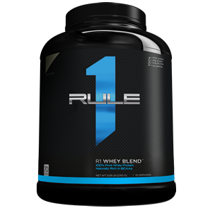 Rule 1 Whey Blend 70 Serves