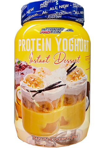 International protein yogurt
