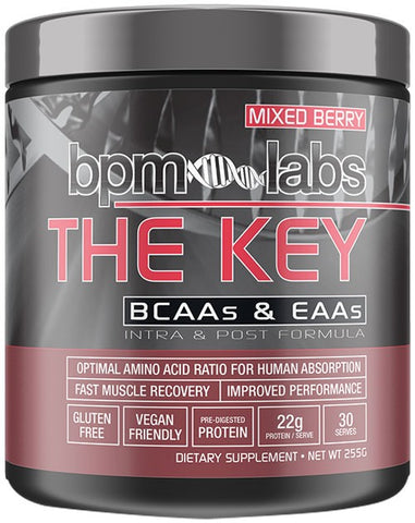 BPM Labs The Key Aminos
