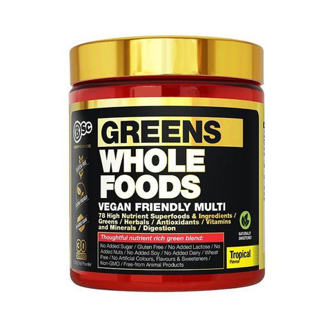 BSC Greens Whole Foods Tropical Flavour