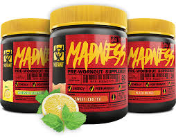 Mutant Madness Pre Workout 30 Serves