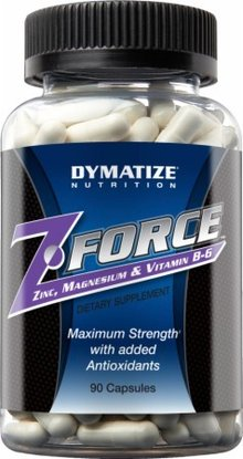 Dymatize Zforce ZMA tablets