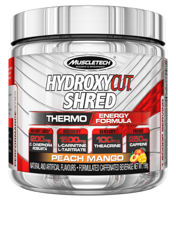 Muscletech Hydroxycut shred Thermo