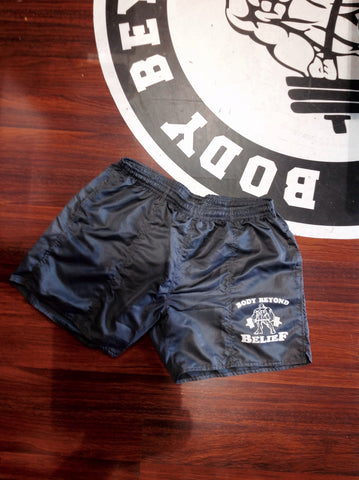 Footy style shorts