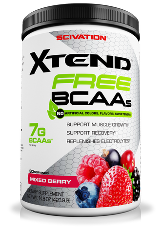 Xtend Free BCAAs