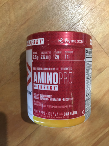 Amino PRO with CAFFIENE