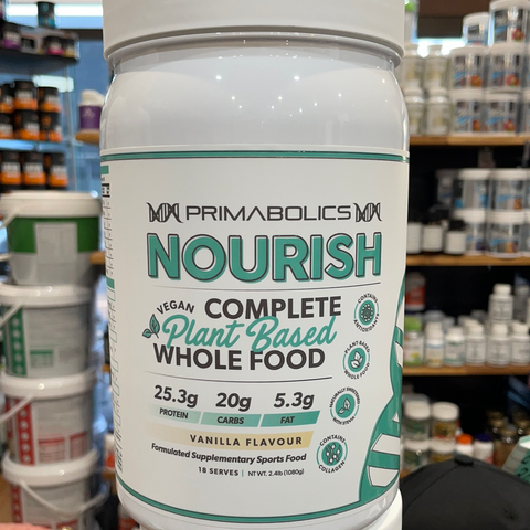 Primabolics Nourish Plant based Protein