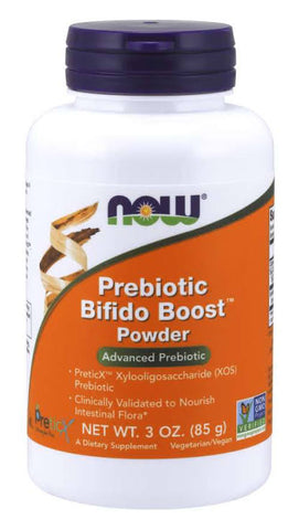 Now Foods Prebiotic Bifido Boost powder