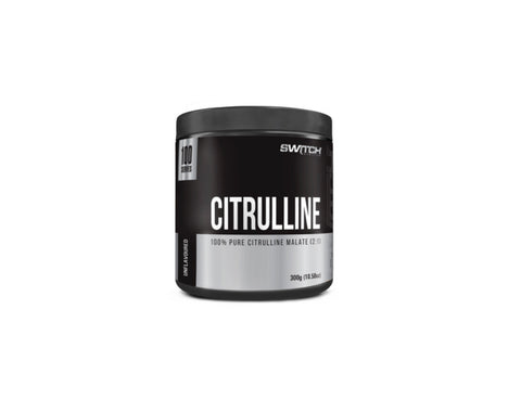 Switch Nutrition Citrulline Malate 300g