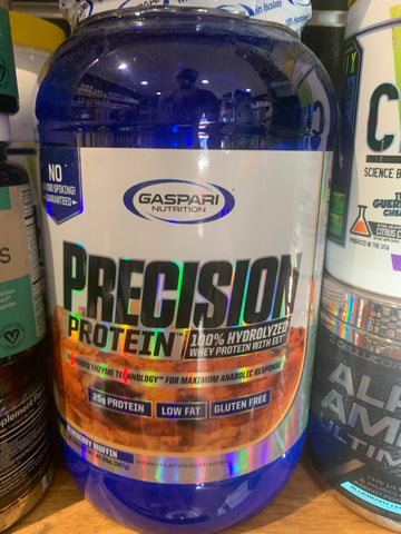 Precision hydrolysed whey (past expiry)