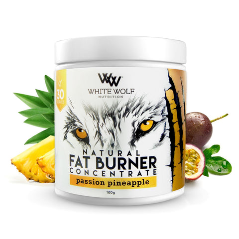 White Wolf Fat burner concentrate