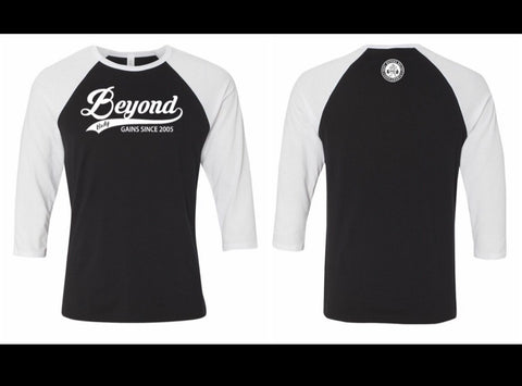 Body Beyond 3/4 Sleeve T
