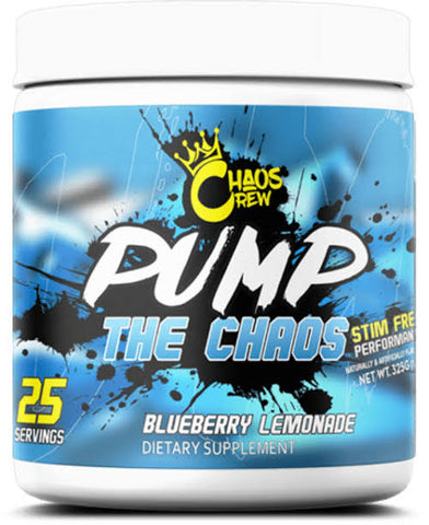 Pump the Chaos Non Stim