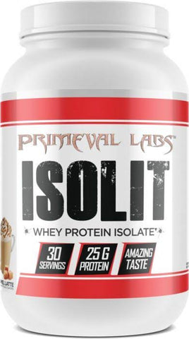 Primeval Labs Isolit 2lbs