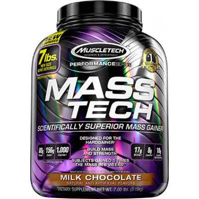Muscletech Mass Tech - 2.35kg