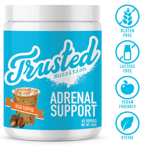 Trusted Nutrition Adrenal Support 45 Serves