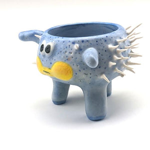 Monster Planter Blow fish
