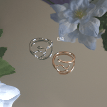 Load image into Gallery viewer, DAINTY SNAKE RING