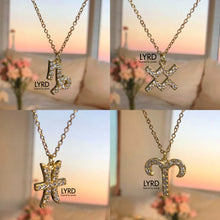 Load image into Gallery viewer, GOLD HOROSCOPE FINE CHAIN NECKLACE