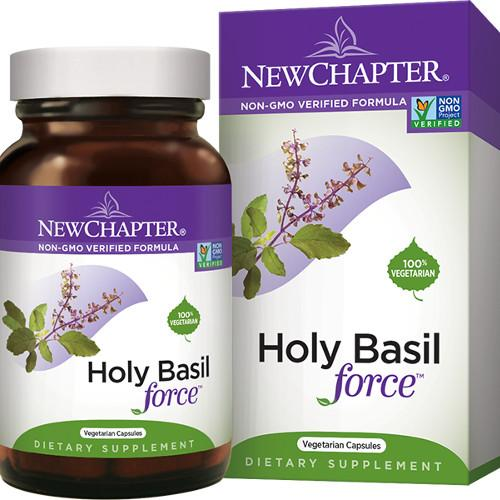 New Chapter Holy Basil Force 30 VCaps-Ur Vitamins-Ur Vitamins