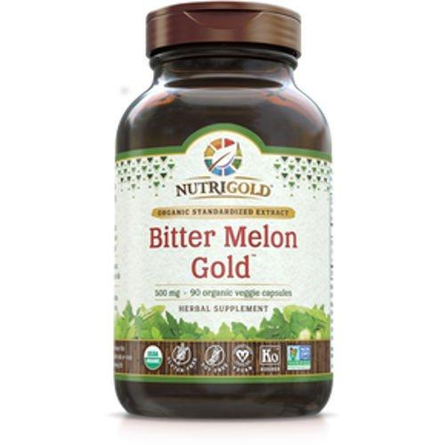 NutriGold - Bitter Melon Gold 500 mg 90 VCaps|