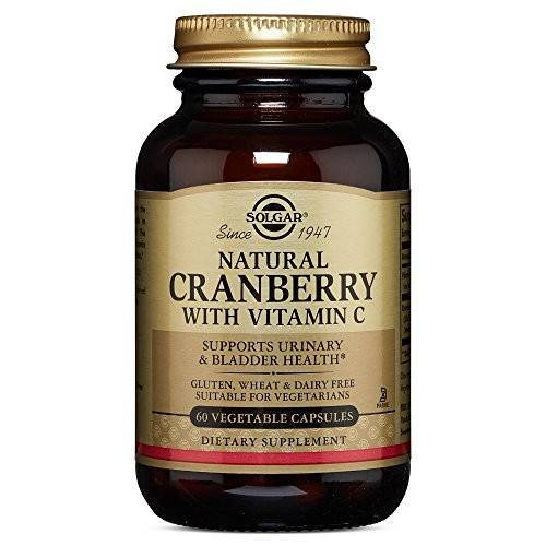 Solgar - Natural Cranberry Extract 60 VCaps