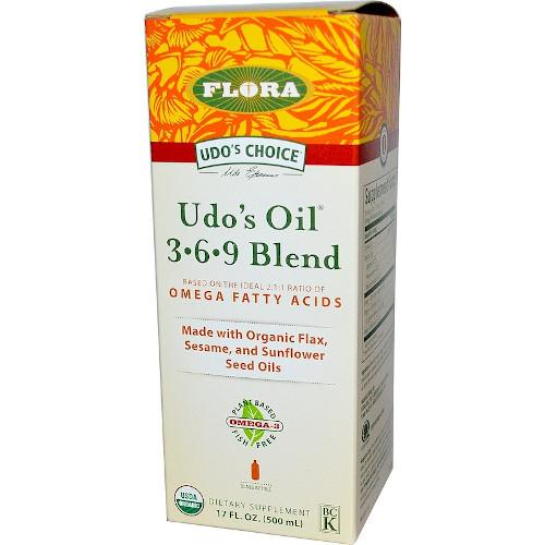 Udo's Choice Udo's Oil 3•6•9 Blend 17 fl oz