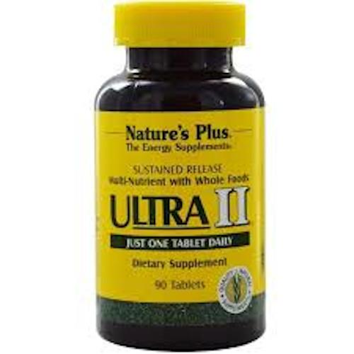 Nature's Plus Ultra II S/R Tablets 90-Nature's Plus-Ur Vitamins