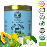 Calm Sleep Herbal Health Tea