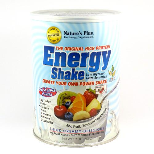 Nature's Plus Energy Shake 1.7 Lb-Nature's Plus-Ur Vitamins