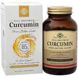 Solgar - Curcumin Full Spectrum - 90 Softgels|Solgar - Curcumin Full Spectrum - 90 Softgels