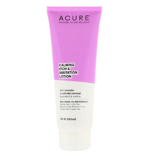 Acure Calming Itch & Irritation Lotion 8 fl oz