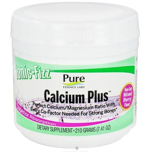 Pure Essence Labs - Ionic-Fizz Calcium Plus Mixed Berry|