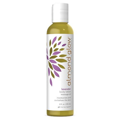 Almond Glow Lavender Body Lotion
