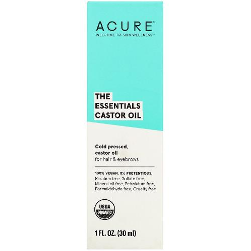 Acure The Essentials Castor Oil 1 fl oz