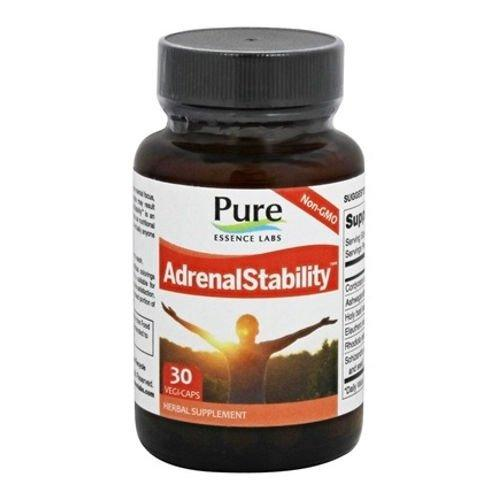 Pure Essence Labs - AdrenalStability 30 VCaps|