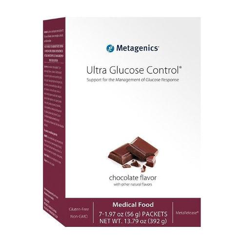 Metagenics - Ultra Glucose Control 7 Day Chocolate|Metagenics - Ultra Glucose Control 7 Day Chocolate||