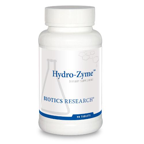 Biotics Research Hydro-Zyme 90 Tabs
